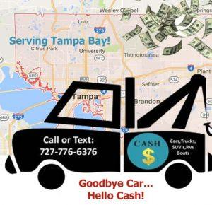 Tampa Bay FL Junk my car
