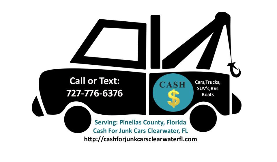 Tampa Clearwater Tips for junking your old car for cash