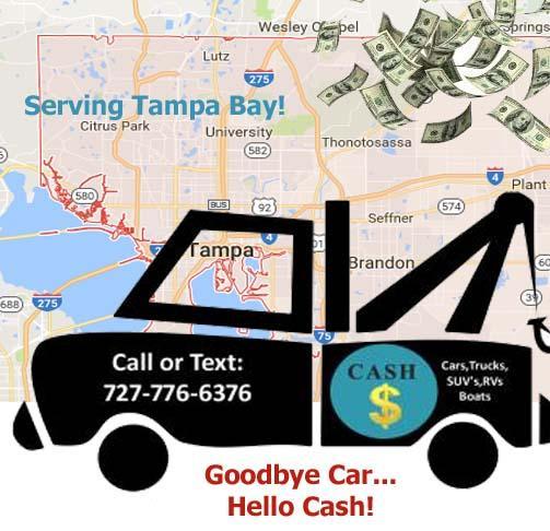 Tampa Junk my car