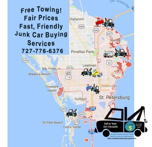cash for junk cars st petersburg florida